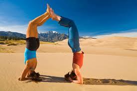 Инна Видгоф: дауншифтинг и йога