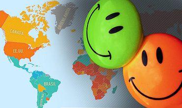 Самые счастливые страны мира